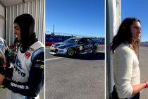 Sights & sounds: Young guns hit the ground running at Winton test