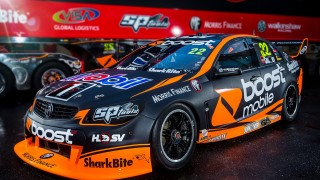 James Courtney switches colours for Phillip Island