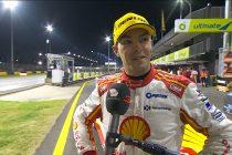 Podium trio reflect on Sydney night race