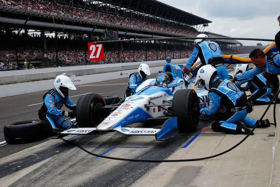 Andretti will run six cars at Indy this year