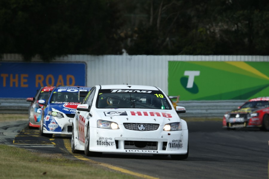 McLaughlin made his debut at the 2012 Sandown 500 alongside Jonathon Webb at Tekno Autosports