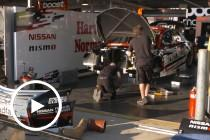 Last-minute repairs for Nissans at Ipswich