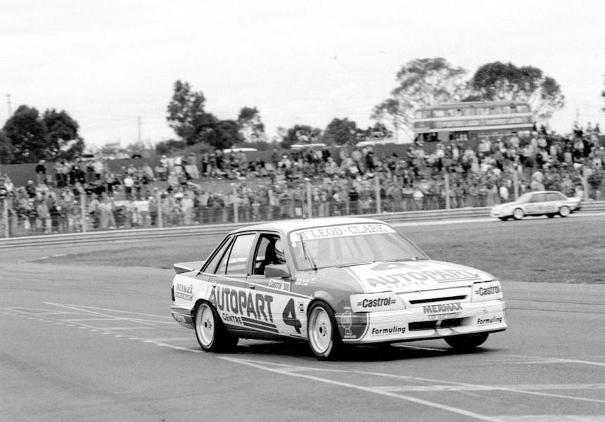Sandown 500, 1986