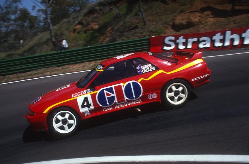 1991 Gibbs Bathurst 1991 Sleuth