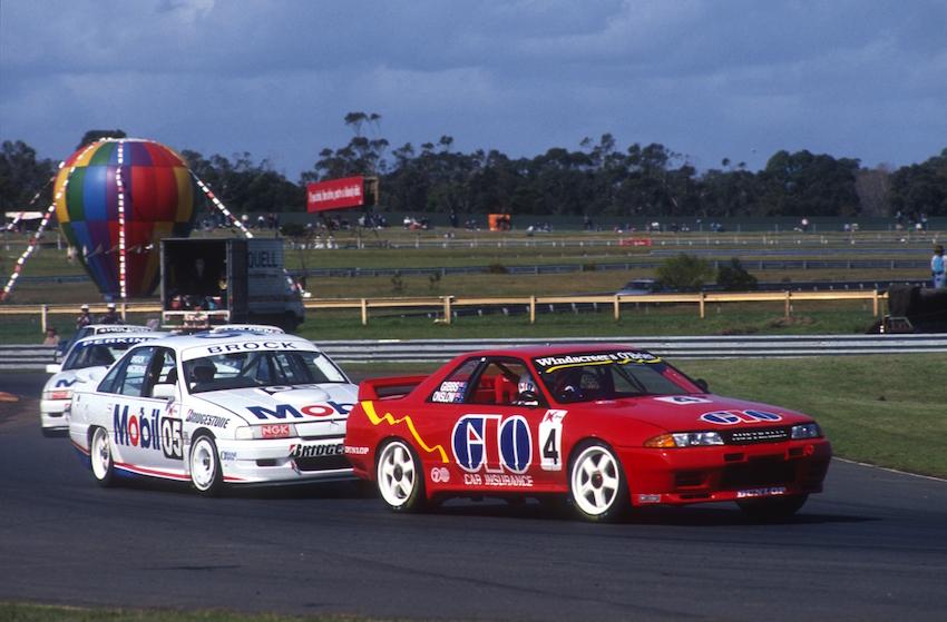 1991 Gibbs Onslow Sandown 500 1991 Sleuth
