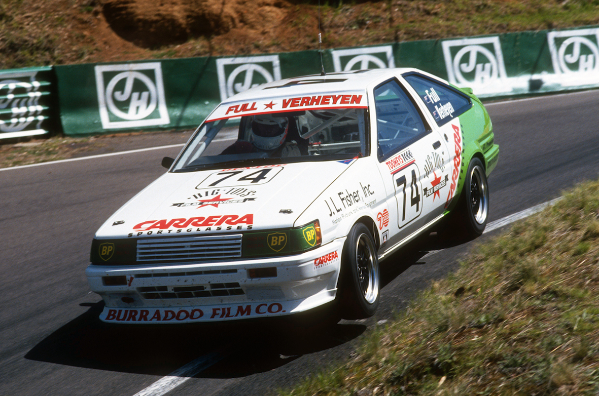 1992 Full Verheyen Bathurst AN1 Images