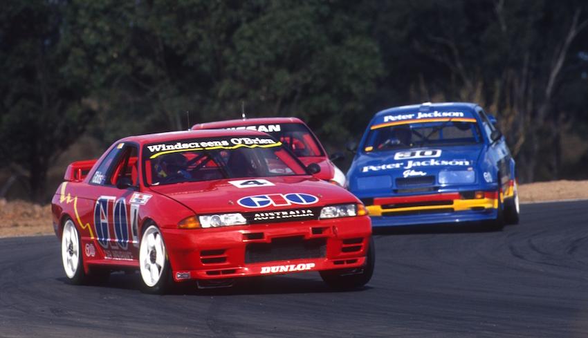 1992 Gibbs Oran Park Sleuth