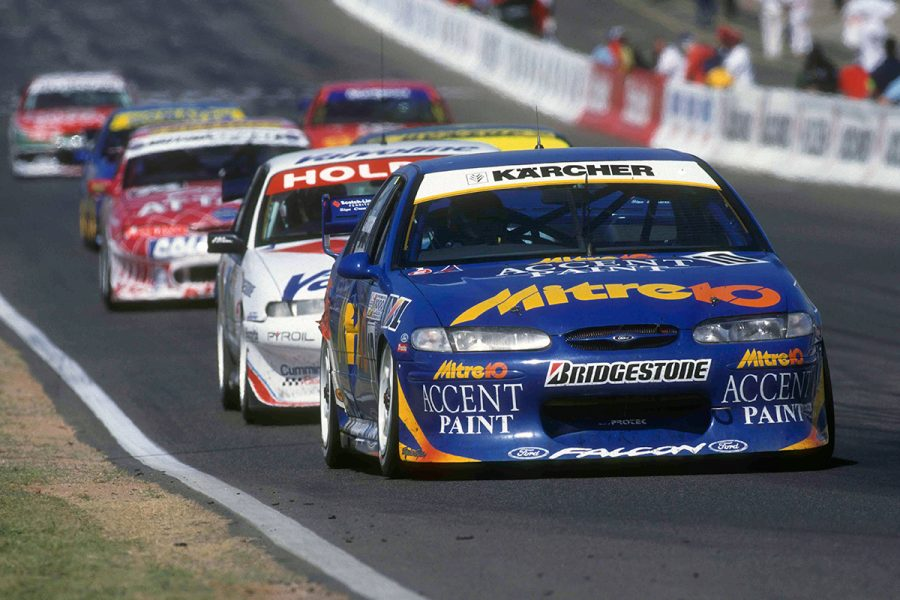 Saturday Sleuthing: Andrew Miedecke | Supercars