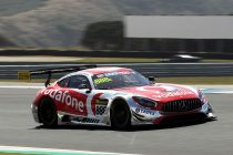 Lowndes settles into 'very easy' Mercedes