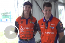 Team Triton reviews Gold Coast SuperUtes