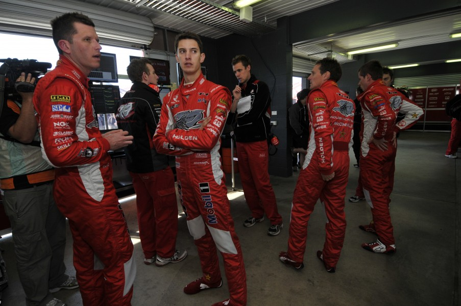event 09 of the 2011 V8 Supercars Championship