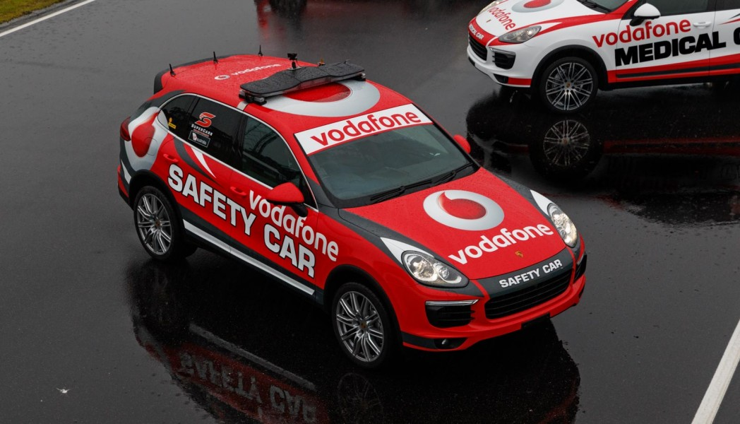 Porsche Safety Car