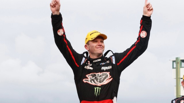 Tander becomes Holden history-maker