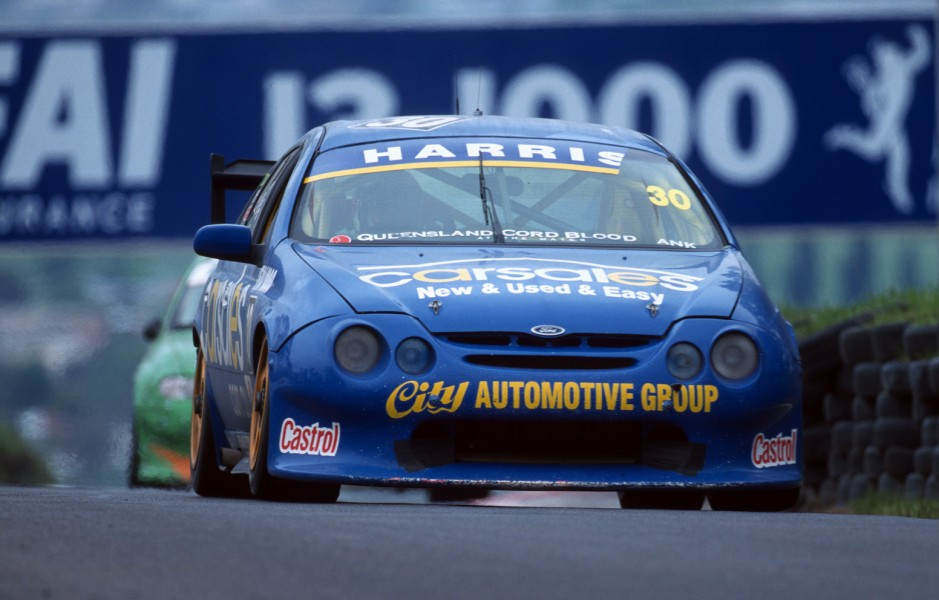 2000 Harris Voight Bath AN1