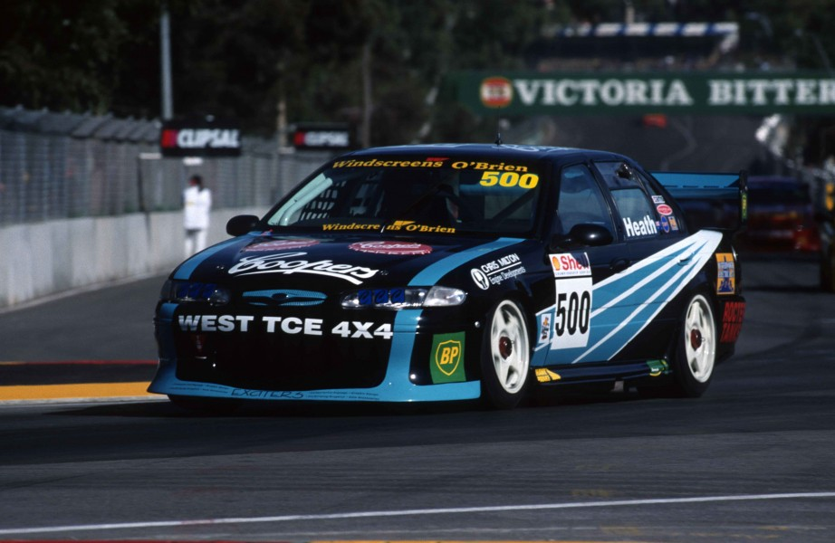 Adelaide, 2000