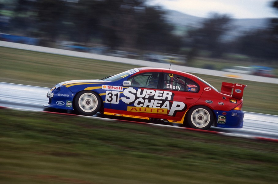 Steve Ellery Winton 2001