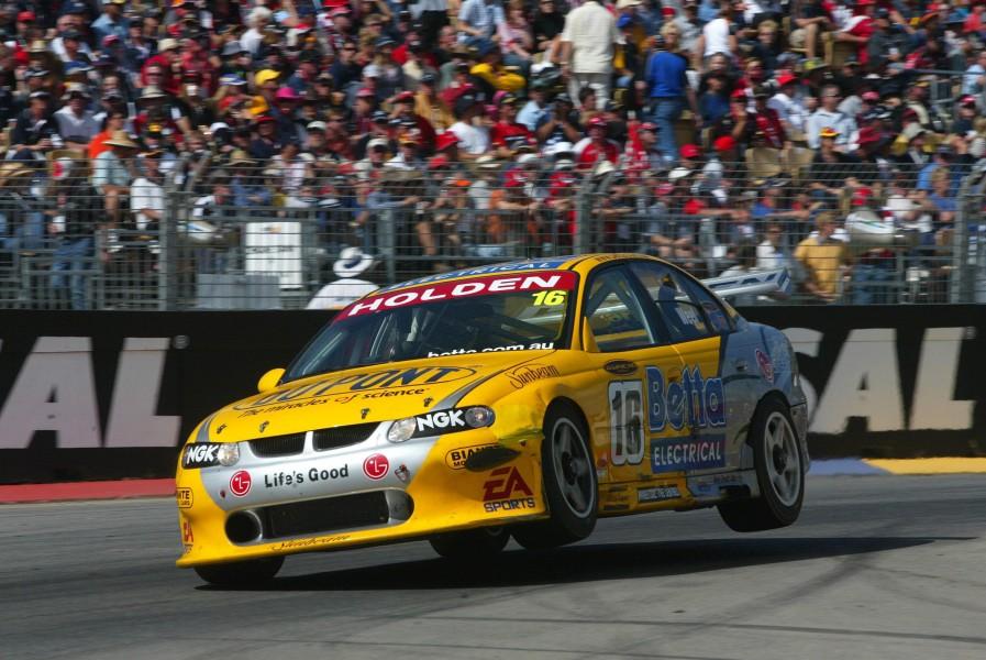 Adelaide, 2003