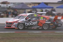 Tander fired up over Courtney clash