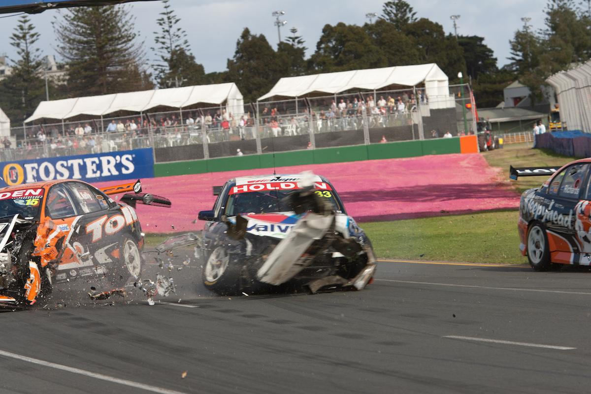 Sleuth 2006 Kelly AGP Crash