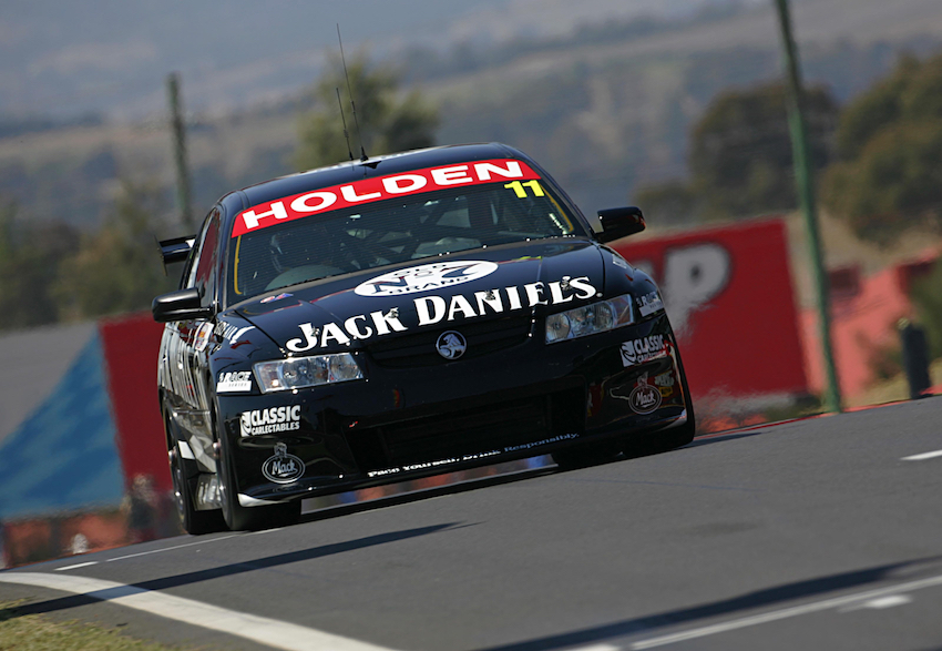 V8 Supercars hit the track for Thursday practice at Mt Panorama, Bathurst