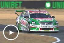 Highlights: Co-driver Practice 2018 Coates Hire Ipswich SuperSprint