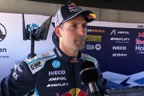 Whincup laments blow to title hopes