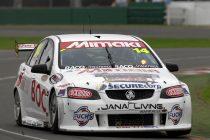 Jason Richards' last Supercar returns to racing