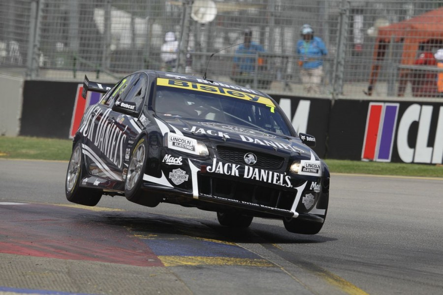 event 01 of the 2012 Australian V8 Supercar Championship Series