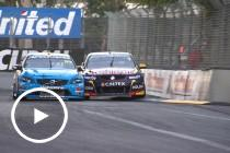 Adelaide Moments: McLaughlin vs Whincup, 2014