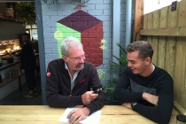 Five Minutes with Foges: Scott McLaughlin