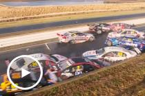 Drivers relive Symmons Plains carnage