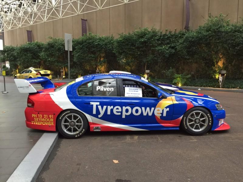 2017 Tyrepower Livery