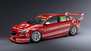 Gen2 Commodore render emerges