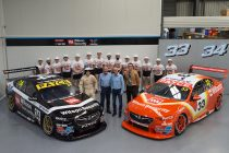 GRM honours Garry with retro liveries