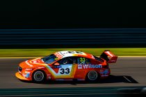 Tander and Pither's last-to-ninth recovery