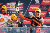 Bathurst nerves too much for Luff