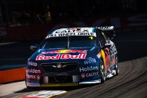 Ex-Whincup Commodore for Hazelwood