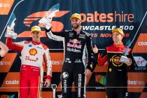 Van Gisbergen loses win with pitstop penalty