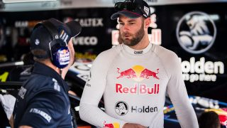 'Buzz was gone' for van Gisbergen after penalty