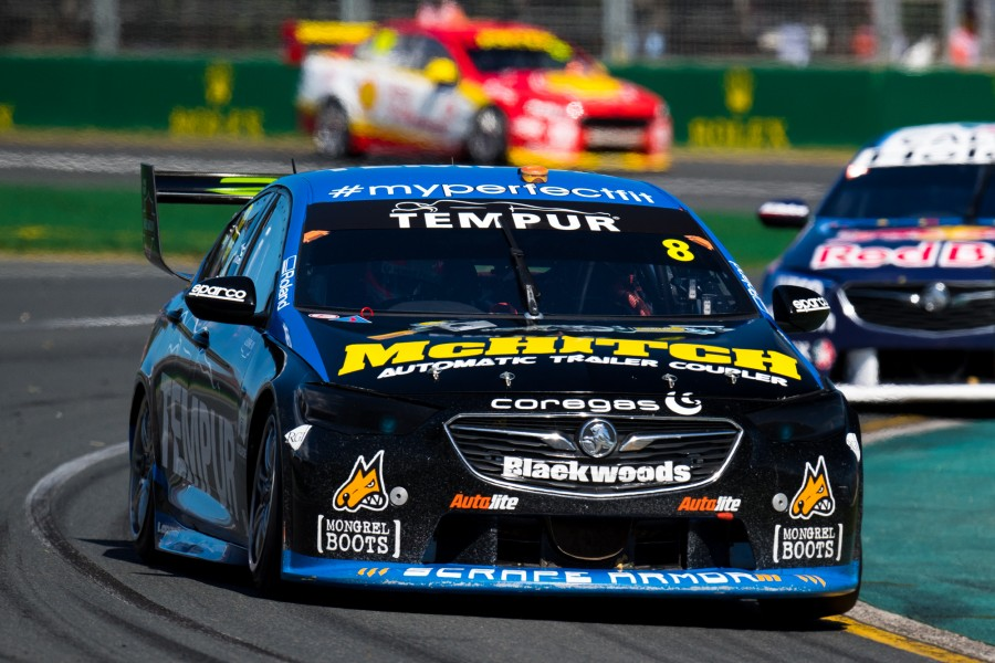 2018 Supercars Championship Round 2. Australian Grand Prix, Albert Park, Melbourne, Victoria, Australia. Wednesday 21st March to Sunday 25th March 2018. World Copyright: Daniel Kalisz Photographer Ref: Digital Image DSC_4657.NEF