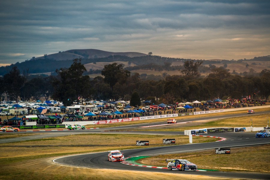 2018 Supercars Championship Round 6. Winton SuperSprint, Winton Raceway, Victoria, Australia. Friday 18th May to Sunday 20th May 2018. World Copyright: Daniel Kalisz Photographer Ref: Digital Image DSC_7816.NEF