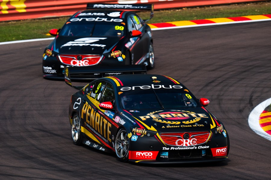 2018 Supercars Championship Round 7. Darwin SuperSprint, Hidden Valley Raceway, Hidden Valley, Darwin, Northern Territory, Australia. Friday 15th June to Sunday 17th June 2018. World Copyright: Daniel Kalisz Photographer Ref: Digital Image DSC_5175.NEF