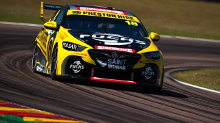 Team puzzled by Holdsworth splitter failure