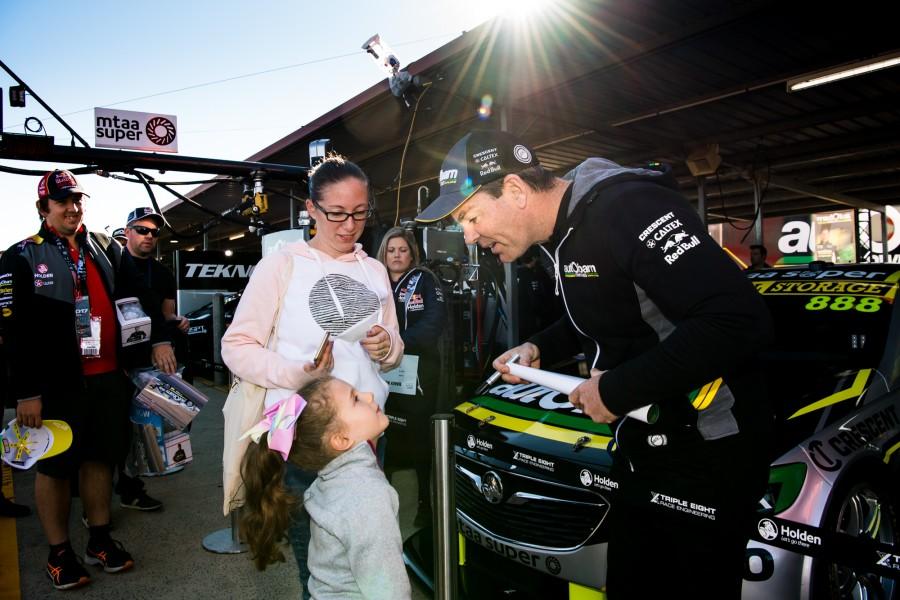 2018 Supercars Championship Round 9. Ipswich SuperSprint, Queensland Raceway, Queensland, Australia. Friday 20th July to Sunday 22nd July 2018. World Copyright: Daniel Kalisz Photographer Ref: Digital Image DSC_8603.NEF