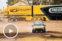 Slade reveals 2019 Freightliner Commodore
