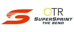 V8 Supercars - OTR SuperSprint logo