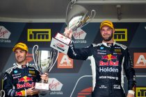 Whincup stripped of second by penalty