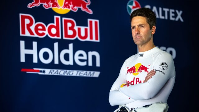Whincup may face sanction over outburst