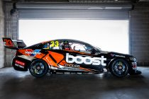 New look for Boost Commodores