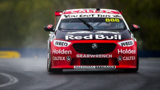 Whincup 'took stupid amount of risk' for P7